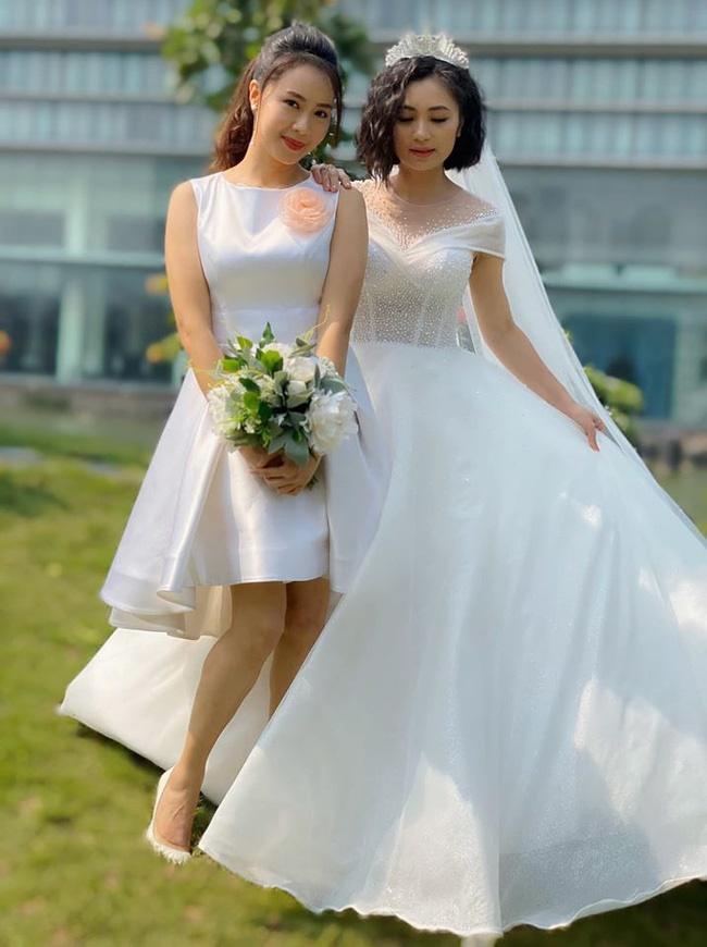 Những hình ảnh đẹp hơn phim phía sau đám cưới của Hoa hồng trên ngực trái-4