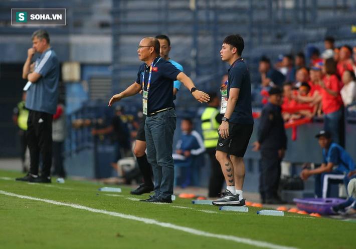 HLV Lê Thụy Hải: Ông Park Hang-seo đang đặt một nền móng mới cho cách chơi của Việt Nam-4