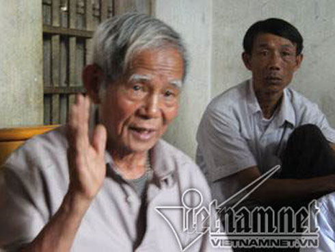 Bộ Công an: Khi ông Lê Đình Kình tử vong, trên tay cầm giữ quả lựu đạn-1