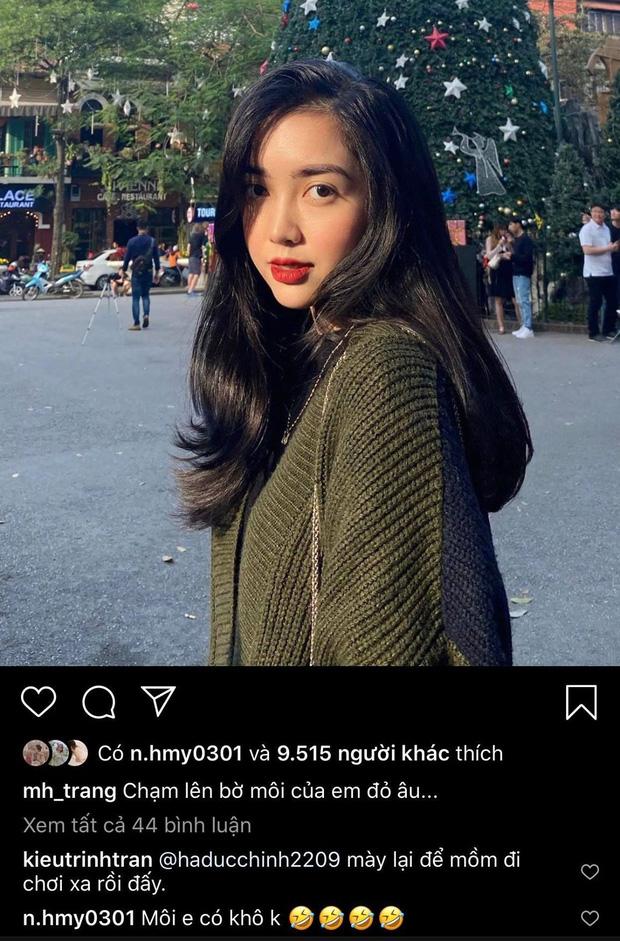 Cô chủ tiệm nail Huyền My bỗng dưng thân thiết với bạn gái Hà Đức Chinh: Gái xinh toàn chơi với nhau hay có gì đặc biệt nhỉ?-1