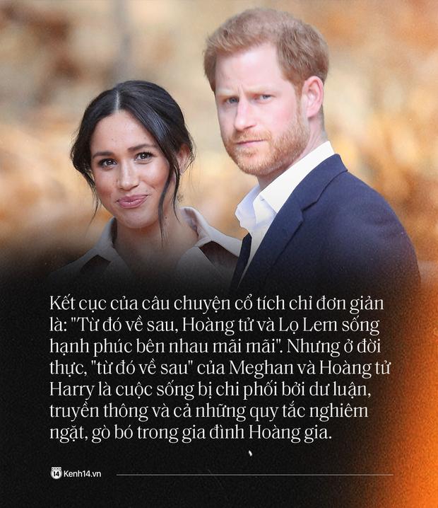 Hoàng tử Harry và Meghan Markle: Chuyện nàng Lọ Lem bước chân vào Hoàng tộc tạo nên bao sóng gió rồi dắt tay Hoàng tử rời bỏ lâu đài-1