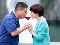 Trước khi chính thức đường ai nấy đi, vợ chồng Chí Trung - Ngọc Huyền từng có 2 năm ly thân kín tiếng