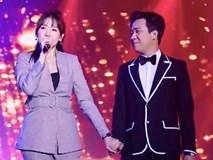 Vợ chồng Trấn Thành hát 'Từ giây phút đầu'