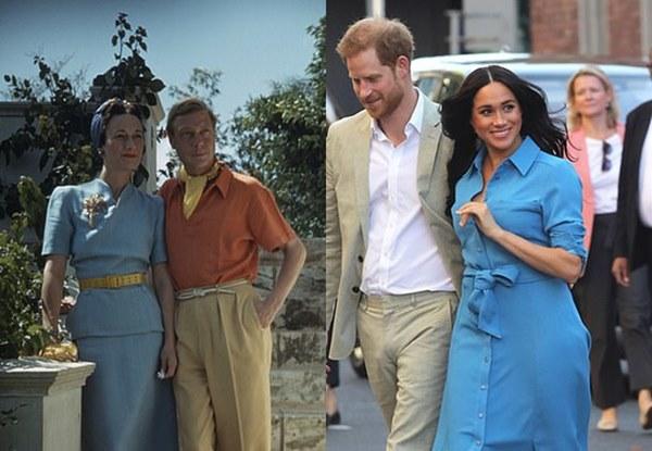 Hoàng tử Harry lặp lại vết nhơ của hoàng gia Anh cách đây 84 năm: Kết hôn với phụ nữ Mỹ từng ly dị và rời khỏi gia đình như vua Edward VIII-2