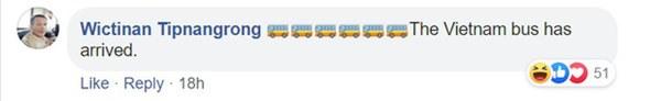 Fan Thái Lan chê thầy Park chỉ biết cho các học trò U23 Việt Nam dựng xe buýt trước khung thành để chịu trận-1