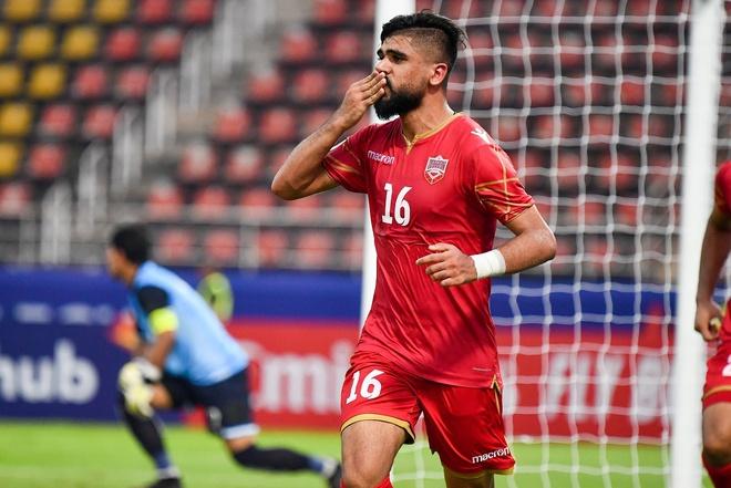 U23 Bahrain 2-2 Iraq: Bất ngờ tại sân Thammasat-1