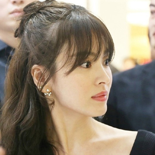 """Tưởng sau ly hôn Song Hye Kyo mới xõa"""", nhưng chưa lấy chồng cô đã ăn chơi"""" hết mình với loạt phá cách sau-4"""