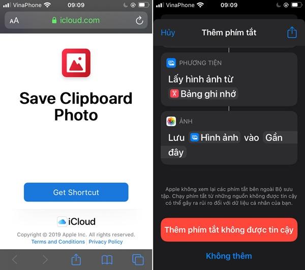 Cách lưu ảnh từ clipboard vào thư viện ảnh trên iPhone và iPad-3