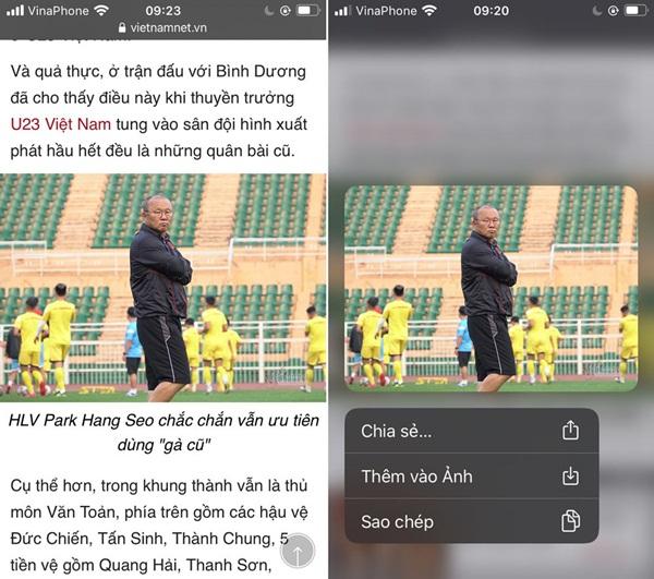 Cách lưu ảnh từ clipboard vào thư viện ảnh trên iPhone và iPad-4