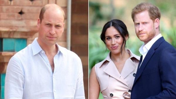 Hoàng tử William lần đầu lên tiếng về cú sốc rời khỏi hoàng gia của em trai, lời nói khiến ai cũng xót xa-1