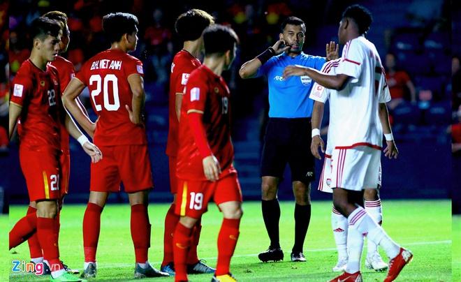 Lỗ hổng VAR trước và sau trận đấu của U23 Việt Nam-1