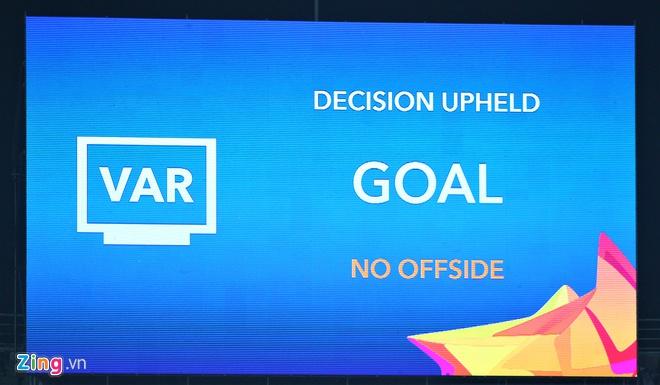 Lỗ hổng VAR trước và sau trận đấu của U23 Việt Nam-2