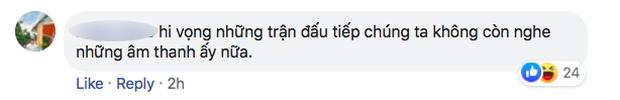 Fan Việt bức xúc với câu hát Bay lên trời là em bay ra ngoài: Phản cảm, nhức đầu, đối thủ chẳng hiểu gì mà lại khiến đội nhà mất tập trung-10