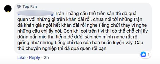 Fan Việt bức xúc với câu hát Bay lên trời là em bay ra ngoài: Phản cảm, nhức đầu, đối thủ chẳng hiểu gì mà lại khiến đội nhà mất tập trung-6