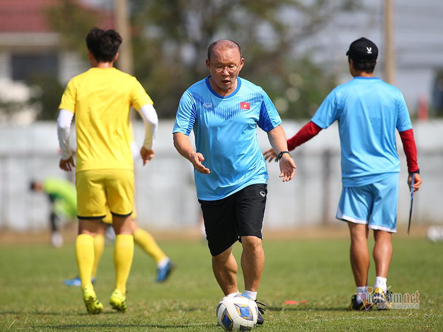 HLV Park Hang Seo ra lệnh đặc biệt với U23 Việt Nam-2