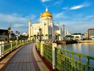 Khám phá Brunei - đất nước thanh bình và thịnh vượng