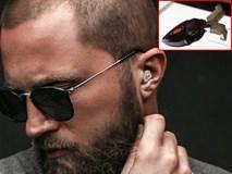 Cận cảnh chiếc tai nghe nhỏ và nhẹ nhất trên thế giới với mức giá khủng