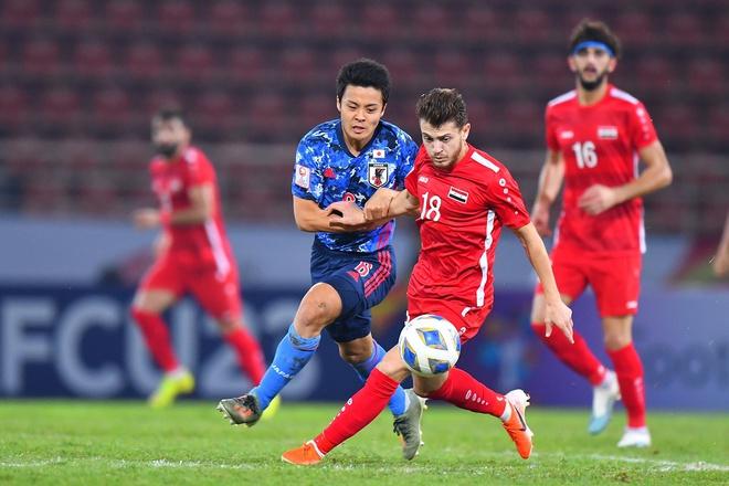 Nhật Bản bị loại khiến đường đến Olympic của Việt Nam khó hơn-1
