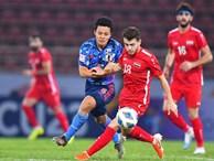 Nhật Bản bị loại khiến đường đến Olympic của Việt Nam khó hơn