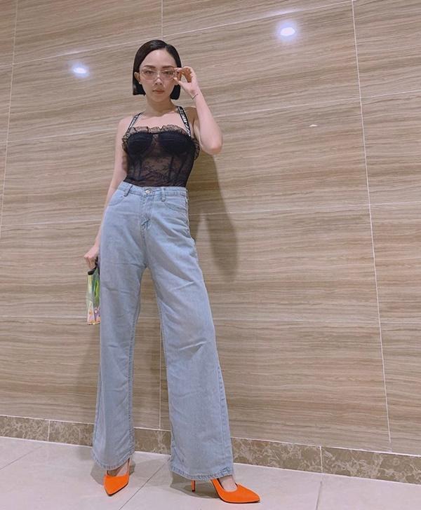 Giàu nứt đố đổ vách nhưng Tóc Tiên, Chi Pu chỉ cuồng một kiểu quần mà vẫn cân đủ loại phong cách-3