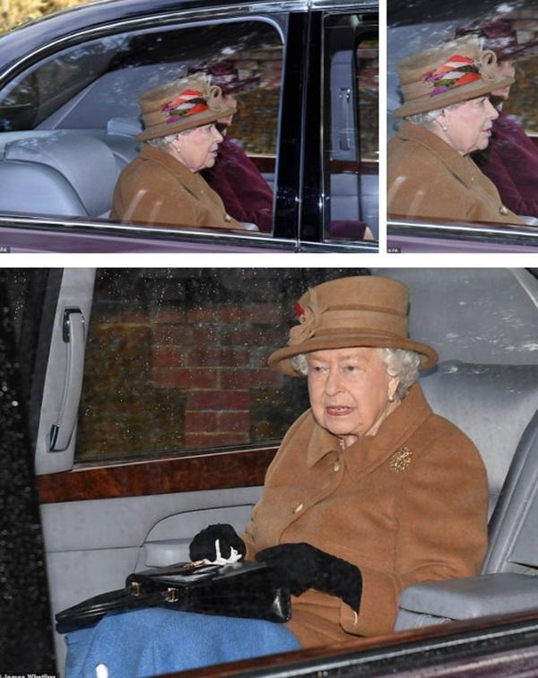 Trước cuộc họp sống còn của nhà Meghan Markle, Nữ hoàng xuất hiện với vẻ mệt mỏi, lộ dấu hiệu bất thường cho thấy bà bị suy sụp như thế nào-1
