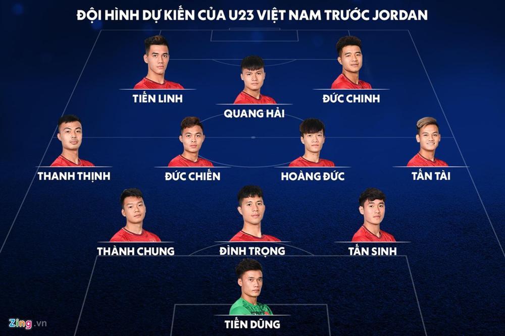 U23 Việt Nam vs Jordan: Để Olympic không phải lời nói suông-3