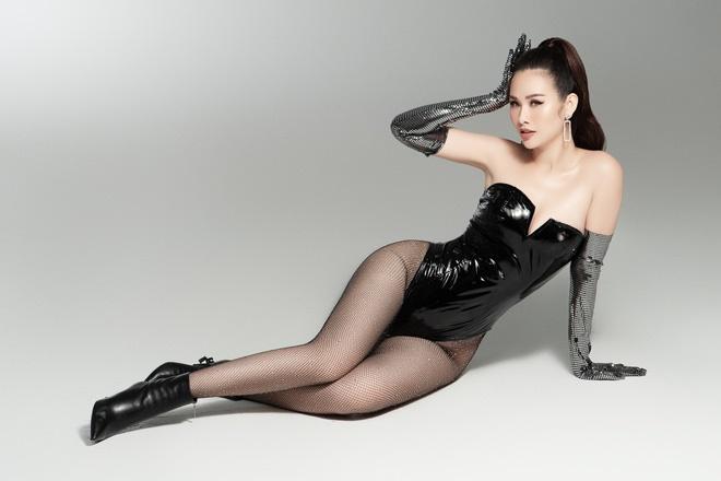 Á hậu Thanh Trang khoe thân hình nóng bỏng-2