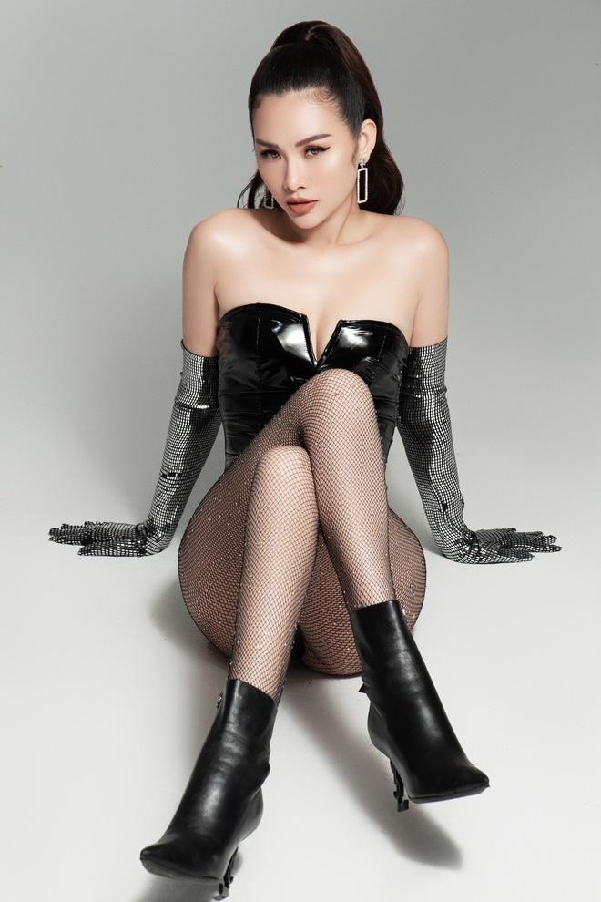 Á hậu Thanh Trang khoe thân hình nóng bỏng-3