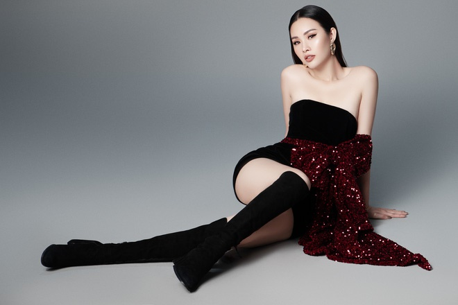 Á hậu Thanh Trang khoe thân hình nóng bỏng-8