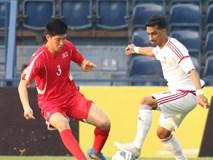 U23 UAE 2-0 U23 Triều Tiên: Thắng dễ Triều Tiên, UAE đẩy Việt Nam vào cửa
