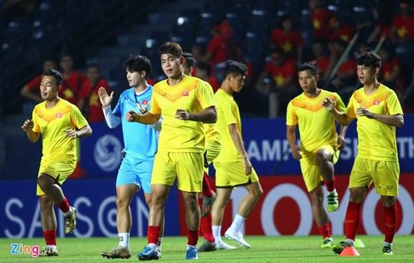 U23 Việt Nam hòa trận thứ 2 tại VCK giải châu Á-19