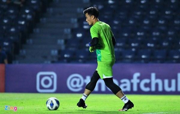 U23 Việt Nam hòa trận thứ 2 tại VCK giải châu Á-20