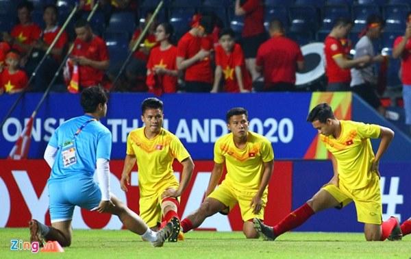U23 Việt Nam hòa trận thứ 2 tại VCK giải châu Á-21