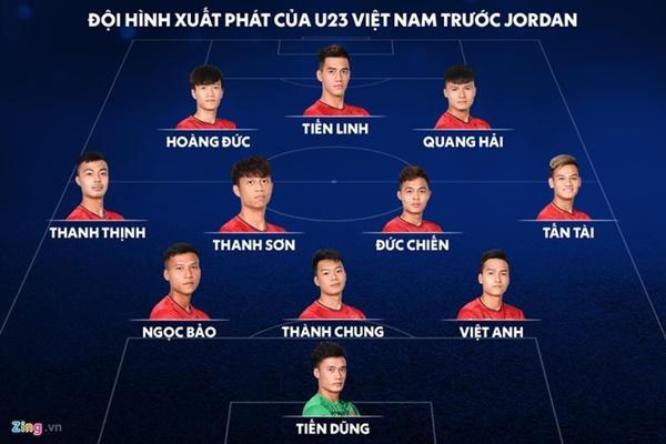 HLV Park cất Đức Chinh để tránh rủi ro cho U23 Việt Nam-1