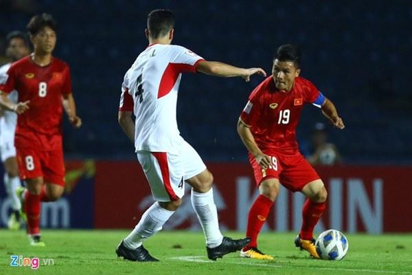 U23 Việt Nam hòa trận thứ 2 tại VCK giải châu Á-16