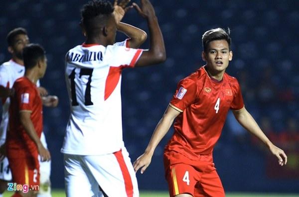 U23 Việt Nam hòa trận thứ 2 tại VCK giải châu Á-17