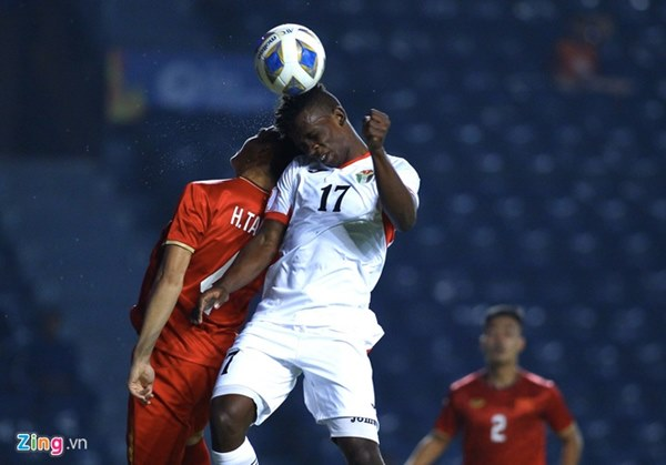 U23 Việt Nam hòa trận thứ 2 tại VCK giải châu Á-14