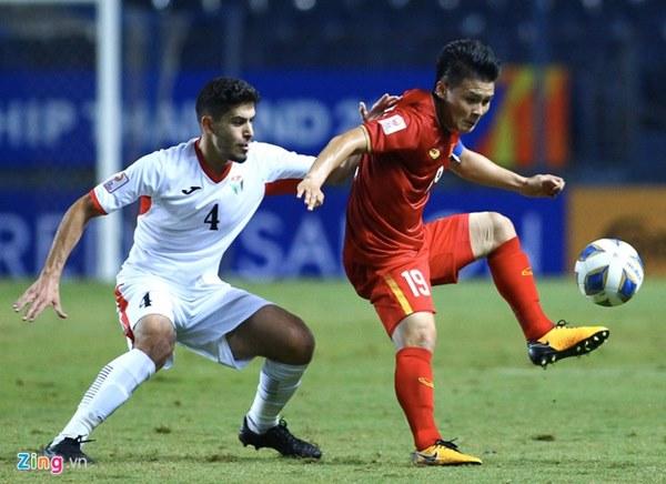 U23 Việt Nam hòa trận thứ 2 tại VCK giải châu Á-10
