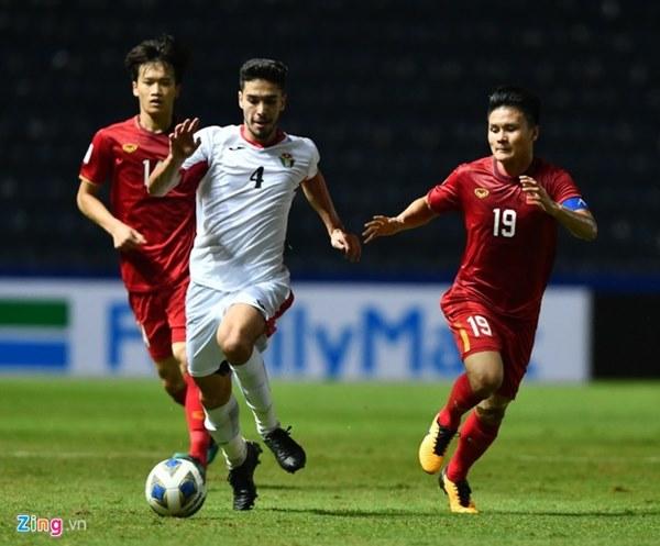 U23 Việt Nam hòa trận thứ 2 tại VCK giải châu Á-11