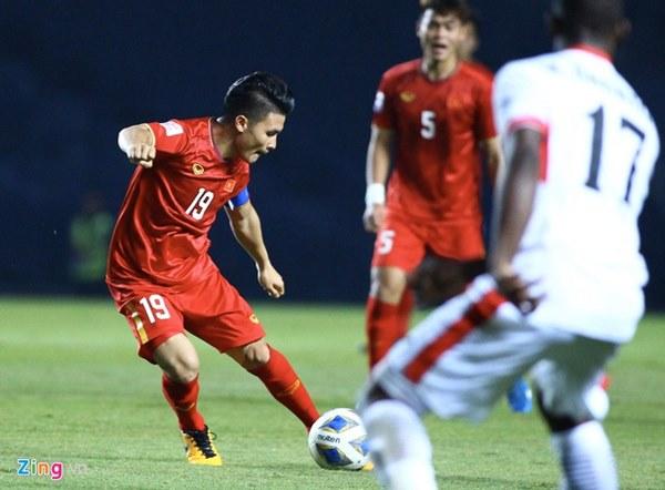 U23 Việt Nam hòa trận thứ 2 tại VCK giải châu Á-6