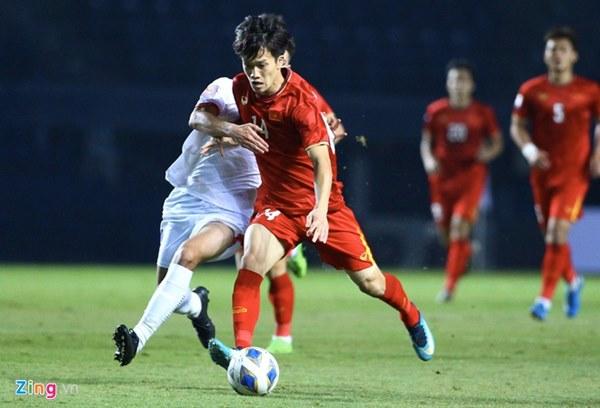 U23 Việt Nam hòa trận thứ 2 tại VCK giải châu Á-7