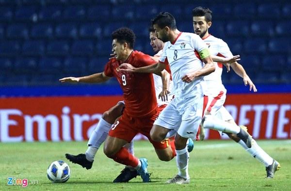 U23 Việt Nam hòa trận thứ 2 tại VCK giải châu Á-3