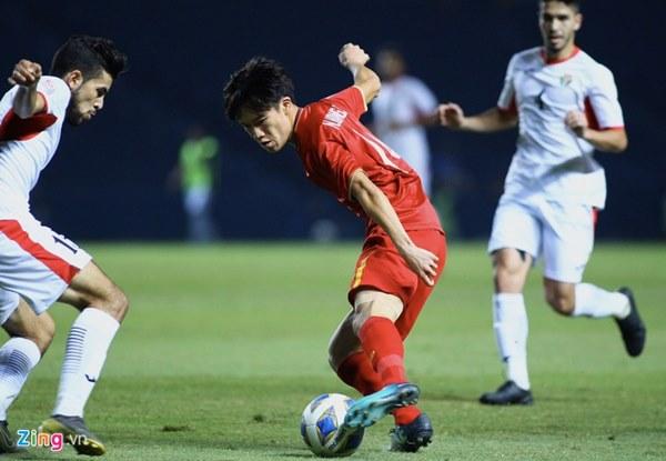 U23 Việt Nam hòa trận thứ 2 tại VCK giải châu Á-4