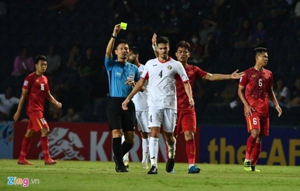 U23 Việt Nam hòa trận thứ 2 tại VCK giải châu Á-5