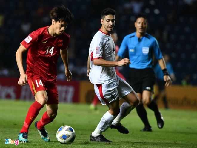 U23 Việt Nam hòa trận thứ 2 tại VCK giải châu Á-1