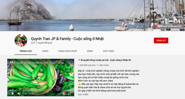 """Sốc: Kênh của Quỳnh Trần JP bị ăn gậy"""" Youtube, bé Sa chính thức không còn được xuất hiện trong vlog cùng mẹ từ nay về sau-3"""