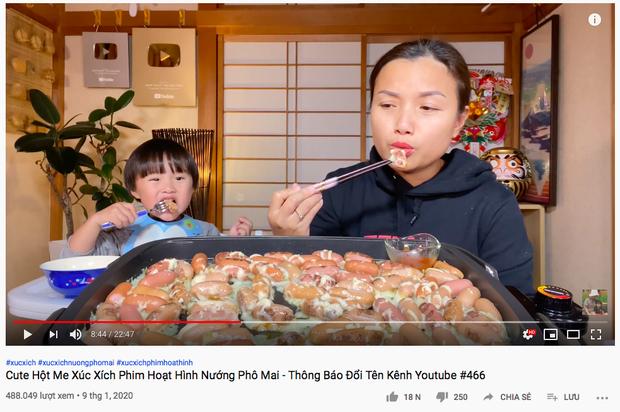 """Sốc: Kênh của Quỳnh Trần JP bị ăn gậy"""" Youtube, bé Sa chính thức không còn được xuất hiện trong vlog cùng mẹ từ nay về sau-4"""