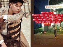 """Noo Phước Thịnh đăng đàn bức xúc khi fan cuồng tới tận cửa nhà check in giữa đêm: """"Tôi không thấy vui và thoải mái một chút nào"""""""