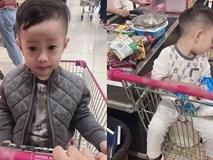 Sau vụ ly hôn ồn ào với người vợ thứ 2, Việt Anh khoe đã đón con trai về ở với bố được một thời gian