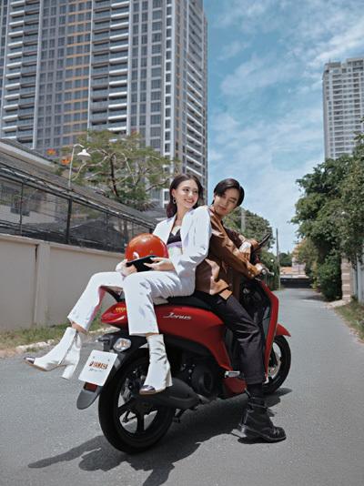 Hàng ngàn khách mua xe Yamaha 'trúng lớn' dịp Tết-3